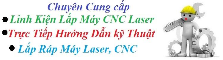 Tự Lắp Ráp Laser CNC